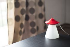 UFO+lamp+by+Duveral.