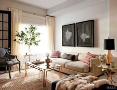 Design Crush • Karlie Kloss' West Village Town House