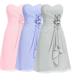 Find More Bridesmaid Dresses Information about Sexy Short Prom Dresses Chiffon Bridesmaid Dress with Flower Waist Cheap Maid of Honor Dresses Party Dress,High Quality dresses at,China dress sophisticated Suppliers, Cheap dress up dress from Ayaya Dress Shop on Aliexpress.com