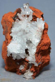Hemimorphite Crystal Cluster Mineral Specimen Mapimi Mexico 2 x 1 3/4 inches