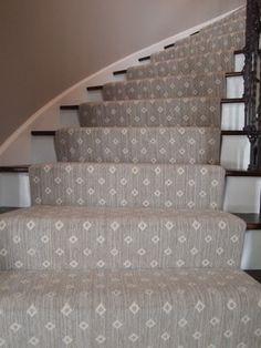 Carpet Stair Runners Design Ideas, Pictures, Remodel and Decor