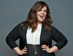 Melissa McCarthy- I just love her! So funny, smart, beautiful and a positive role model for women.