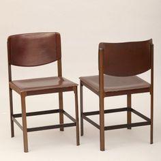 Located using retrostart.com > Dinner Chair by Unknown Designer for Matteo Grassi