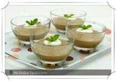 Mi dulce tentación: Mousse de Chocolate Sencilla - 5º Aniversario MDT