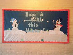 Fun winter board