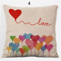 Kind-Hearted Cute Funny Dog Pet With Christmas Hat Print Car Sofa Decorative Throw Pillowcase Cushion Cover Pillow Case Home Decor Rapid Heat Dissipation Home Textile
