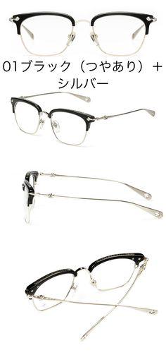 純粋ハーフリム型安いサーモントメガネ レンズ 安い定番メガネ店