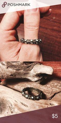 012f3d65eef Minimalist Bohemian Thumb Ring A beautiful thumb ring! It's a little too  big on me