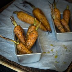 Civilized Caveman Cooking's Weekly Meal Plan (04/03/2015): Dill Roasted Carrots | Civilized Caveman Cooking