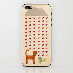 Valentines iPhone & iPod Skin