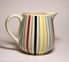 Villeroy & Boch Marlene Striped Pitcher