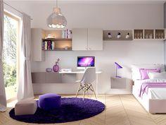 ΝΕΑΝΙΚΟ ΔΩΜΑΤΙΟ - Galaxia Corner Desk, Small Bedrooms, Furniture, Home Decor, Corner Table, Decoration Home, Room Decor, Narrow Bedroom, Home Furnishings