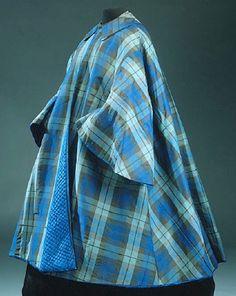 KEYWORDS / TITLE  coat  BRIEF DESCRIPTION  Kappa that had belonged to Queen Lovisa, 1859-1871.  NAME  Owner :Lovisa of Sweden (1828-1871)  Owner :Pauline Brandt  Seller :Anna Lundström  DATING  1859-1871