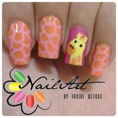 "Just Some Things I Like — Yunike Witono on Instagram: ""Cute Giraffe ♥ Okay....."