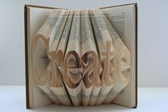 Book Origami By Isaac Salazar