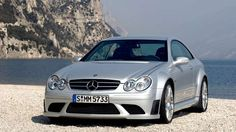The Mercedes-Benz CLK63 AMG Black Series shared its make up with the official F1 Safety Car, featuri... - Mercedes-Benz