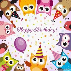 My Second Favorite Happy Birthday Meme Happy Birthday Owl, Happy Birthday Pictures, Happy Birthday Messages, Happy Birthday Quotes, Happy Birthday Greetings, Birthday Fun, Birthday Uncle, Card Birthday, Birthday Ideas