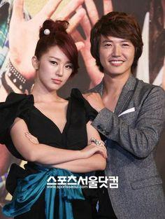 yoon sang hyun and eun hye dating