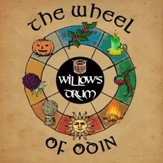 The Wheel of Odin by Willows Drum Spiritual Music, Drums, Drum Sets, Drum, Drum Kit