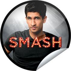 Smash, GetGlue sticker 3/26