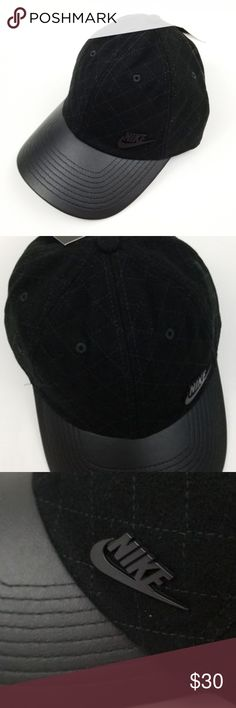 3c9abfcc52c Nike black baseball  dad hat New with tags! Nike womens black baseball hat