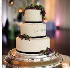 pretty cake by maliha creations, charlottesville, va  photo by jen fariello photography