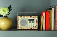Buy Buttercup Edition Pure Evoke Mio DAB/FM Digital Radio by Orla Kiely from our Radios range at John Lewis & Partners. Orla Kiely, Radios, Dab Radio, Digital Radio, Style Retro, Interior Exterior, Interior Design, E Design, Graphic Design