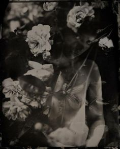 Artist: Isa Marcelli #double #exposure #mixed #media