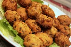 With All Things Beautiful: Crisp Fried Tofu Balls