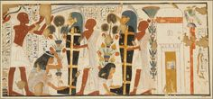 Charles K. Wilkinson | Purifying and Mourning the Dead, Tomb of Nebamun and Ipuky | New Kingdom | The Met