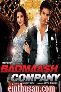 Badmaash Company Hindi Movie Online - Shahid Kapoor, Anushka Sharma, Meiyang Chang and Vir Das. Directed by Parmeet Sethi. Music by Pritam. 2010 ENGLISH SUBTITLE