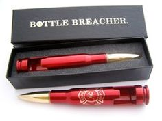 Dave  - Christmas Idea.  The firefighter bottle breacher in red is perfect for the Firemen in your life!