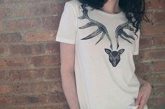 Oh Dear T-Shirt High-Low T-Shirt Woman T-Shirt Grey by Aquani