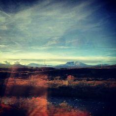"@syrnix's photo: ""lite moskus å finne her, ass. bare snøhetta. #mountain #snohetta #norway #landscape #fall #pretty #dovre #train"""