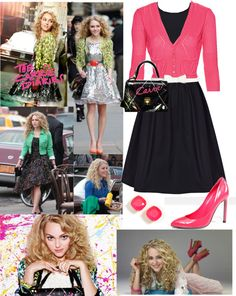 """""""Get The Look: Carrie Bradshaw!"""" by officialbalehead ❤ liked on Polyvore"""