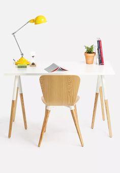 Jules Desk White