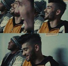 Zayn Malik-befour music video