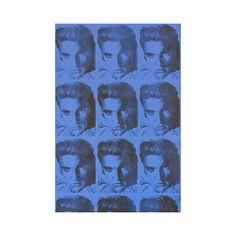 Elvi Wallpaper By Flavor Paper (780 BRL) ❤ liked on Polyvore