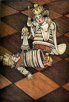 Elenore Abbott -- Alice in Wonderland
