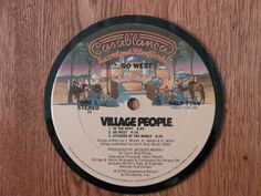 Village People IN THE NAVY by rockcycleonline on Etsy, $4.99