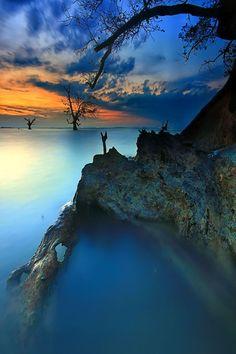 Akar Menjalar, Batam Island, Indonesia.
