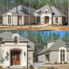 Architectural Designs French Country House Plan 51734HZ. 3 Beds And Over  2,100 Square Feet.