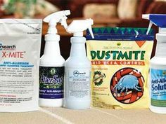 Top 9 Best Dust Mite Spray and Killer Products (**2020 EDITION**)