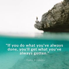 Something to think about. To reach your goals, to achieve your desires, what do you have to do that you haven't tried yet? . . . . #motivationalquotes #motivation #inspirationalquotes #inspiration #inspire #tonyrobbins #instaquote #instaquote