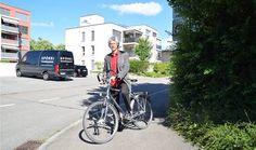 Guido Meienhofer setzt sich mit seinem Verein Pro Velo Region Wohlen für das Zweirad ein.