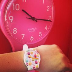 SWEET EXPLOSION swat.ch/1hQeOJ2 #Swatch