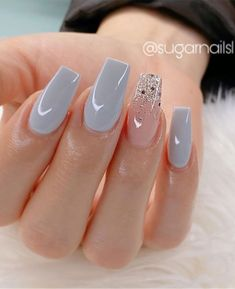 Super pretty nail art designs that worth to try Acrylic Nails Coffin Short, Simple Acrylic Nails, Best Acrylic Nails, Pink Nails, Gel Nails, Glitter Nails, Romantic Nails, Nagellack Design, Pretty Nail Art