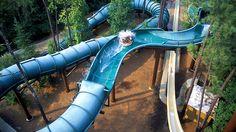 Six Flags White Water in Atlanta, GA.