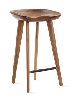Tractor Counter Stool, Designed by Craig Bassam for BassamFellows