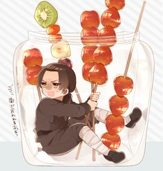 Yao - Art by にのぬこ on Pixiv, found via Zerochan
